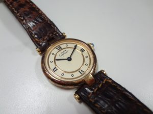 カルティエのお時計をお買取り!大吉ミレニアシティ岩出店♪カルティエのお時計をお買取り!大吉ミレニアシティ岩出店♪