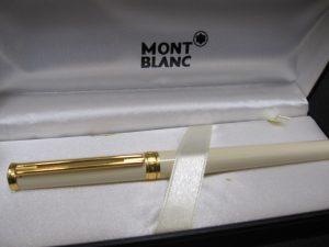 京都、奈良でモンブランのボールペンの買取はガーデンモール木津川店へ