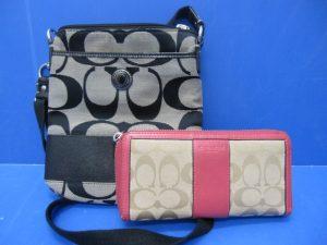 京都、奈良にあるコーチのバッグ、財布の買取はガーデンモール木津川店へ