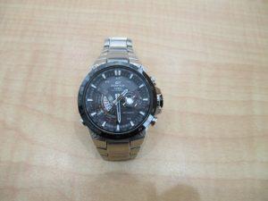 カシオの腕時計をお買取りいたしました。当店はどのような腕時計もお買取りさせていただきます。大吉松江店