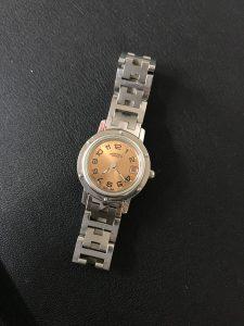 エルメスクリッパーお売り頂きました!時計の高価買取と言えば大吉羽曳野店
