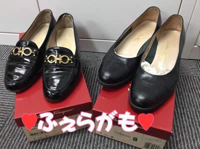 Salvatore Ferragamo(サルヴァトーレフェラガモ)の靴👠買取ました!大吉京都西院店