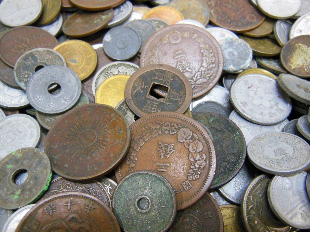 豊田市の古銭・古いお金買取は、大吉豊田店にお任せください★