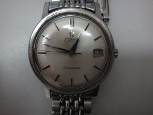 大吉調布店で買取したオメガの時計