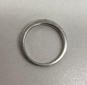 プラチナのリングの買取は、買取専門店「大吉」多摩平店へ!