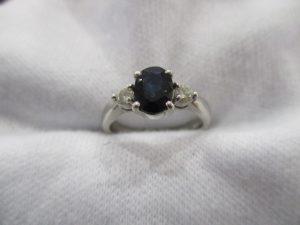 サファイアの指輪をお買取りいたしました♪大吉松江店