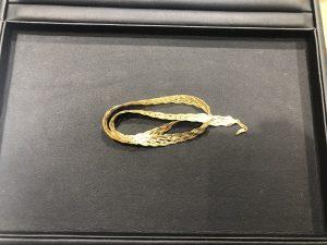金のネックレスの買取は大吉多摩平にお任せ下さい!