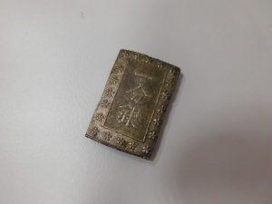富士市で一分銀の買取は大吉アピタ富士吉原店にお任せください!