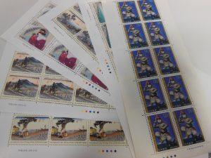 富士市で切手のシートの買取は大吉アピタ富士吉原店へ!買取強化中!!