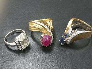金 プラチナ 貴金属 ジュエリー ダイヤ 色石 指輪 買取 買い取り 福岡県 北九州市 小倉南区 下曽根