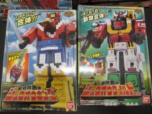 京都、奈良で戦隊もの、オモチャ・玩具の高価買取は大吉ガーデンモール木津川店へ