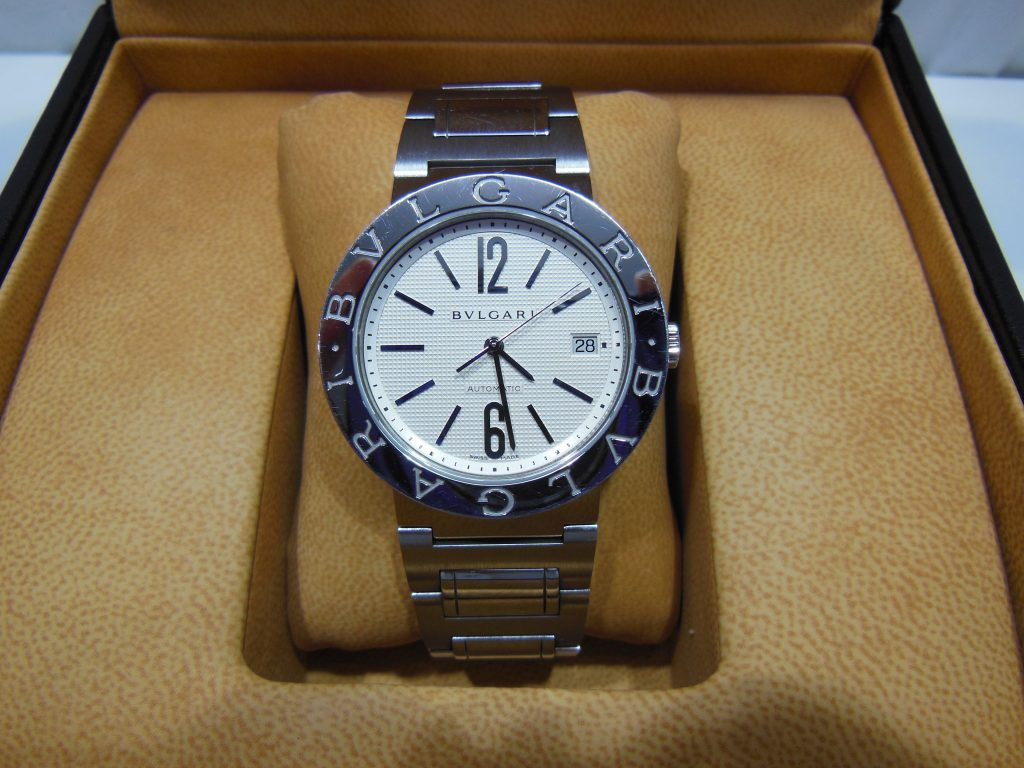 豊田市の時計・ブルガリ買取は、大吉豊田店にお任せください★