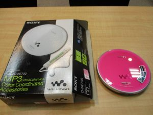 SONY CDウォークマン CDD-NE730をお買取り致しました。買取専門店 大吉 仙台泉大沢店です。