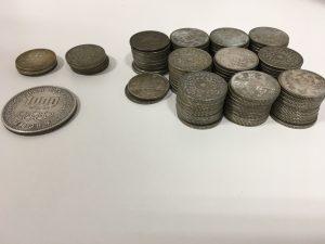古銭の買取なら大吉あびこショッピングプラザ店にお任せください!
