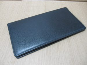 京都、奈良でLVのタイガ バルールの長財布の高価買取は大吉ガーデンモール木津川店へ