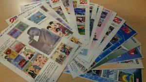 切手 バラ シート 買取 買い取り 福岡県 北九州市 小倉南区 下曽根