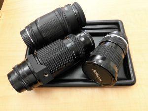 カメラのレンズ、お買取しました 大吉伊丹店
