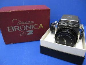 京都、奈良でのゼンザブロニカ S2の中判カメラの高価買取は大吉ガーデンモール木津川店
