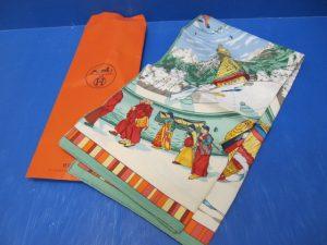 京都、奈良でのHermèsのスカーフの高価買取は大吉ガーデンモール木津川店
