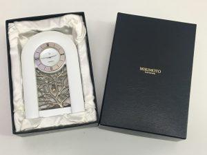 置時計をお買取り致しました。買い取り専門店 大吉 仙台黒松店です。