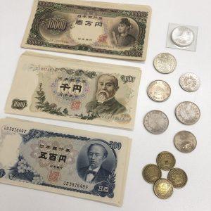 通貨の両替なら、「大吉」久米川店へ!