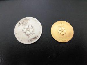 金メダルのお買取がありました 大吉伊丹店