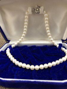 真珠のネックレスをお買取致しました!真珠を売るなら買取専門店大吉 茨木店へ!