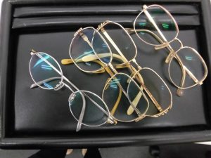 金縁眼鏡、お買取しています! 大吉伊丹店