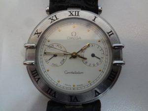 今日も元気に営業中!買取専門店アスモ大和郡山店では、 オメガ ROLEX、ブルガリ、オメガなどのブランド時計もお買取りしております!