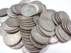 たくさんの古銭をお買取り!大吉ミレニアシティ岩出店♪たくさんの古銭をお買取り!大吉ミレニアシティ岩出店♪
