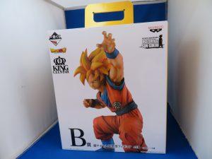 本日はドラゴンボールのフィギュアをお買取りさせて頂きました。