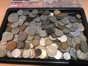 新宿,外国銭,買取