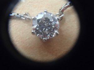 1ctの大粒ダイヤモンドをお買取り!大吉ゆめタウン八代店