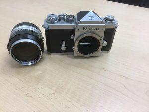 NIKON カメラ F 17558-1