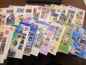 我孫子市でバラ切手・切手シートを高価買取するのは大吉あびこショッピングプラザ店です!!