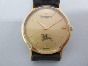 バーバリー,Burberry,時計,買取,舞多聞