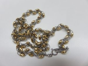 金 ネックレス (2)