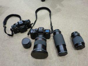 大吉伊勢ララパーク店では、カメラを高価買取中です!