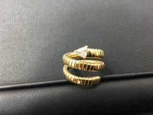 ダイヤ付き指輪を買取させていただいた大吉ブルメール舞多聞店です!