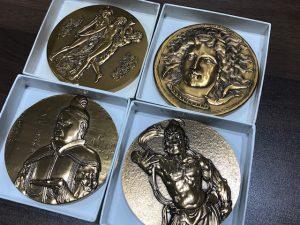 記念メダル 買取 広島市 アルパーク