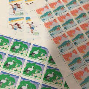切手を売るなら、買取専門店大吉MONA新浦安店!!