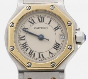 Cartier サントスオクタゴン