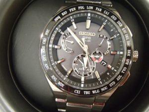時計 SEIKO アストロンをお買取り!大吉ゆめタウン八代店