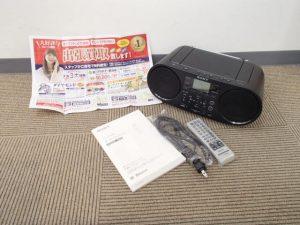 CD ラジオ オーディオシステムのお買取は姶良市の大吉タイヨー西加治木店におまかせください!!