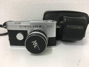 フィルムカメラのオリンパスのペンFを買取させていただいた大吉ブルメール舞多聞店です!