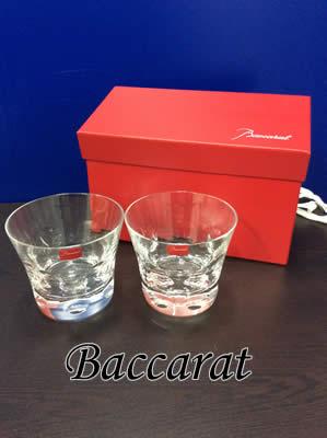 【ブランド食器】Baccarat/バカラのグラス買取りました🍷買取専門店大吉京都西院店