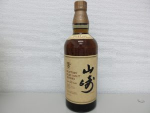 山崎,ウイスキー,サントリー,買取,舞多聞