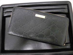 グッチのお財布をお買取しました! 大吉伊丹店