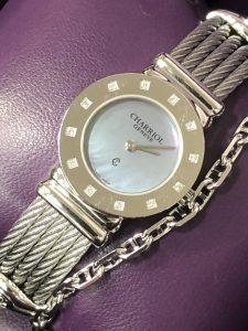 シャリオールの時計をお買取り致しました!大吉羽曳野店
