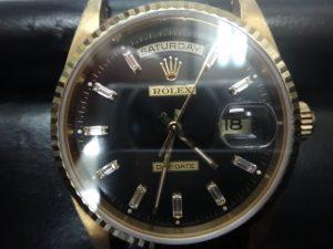 大吉調布店で買取した、ロレックス (ROLEX) の時計
